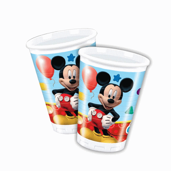 Mickey Mouse Bekers Clubhouse