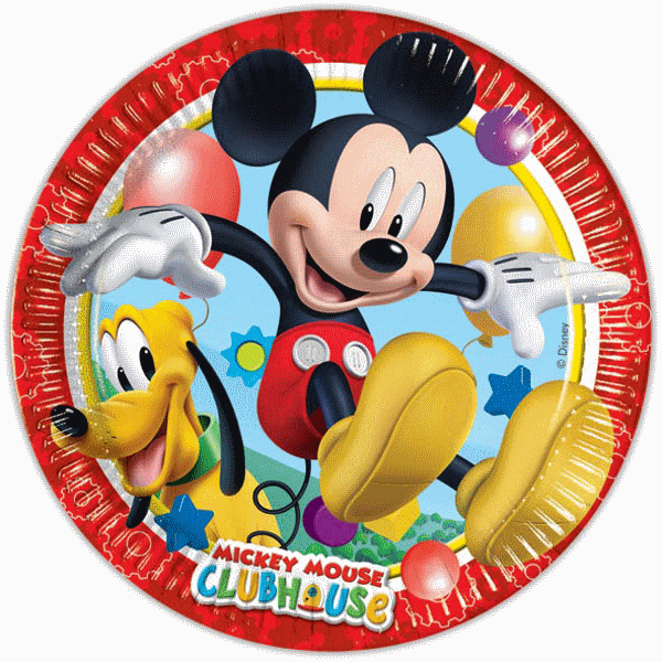 Mickey Mouse Bord Clubhouse