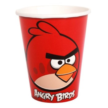 Angry Birds Bekers